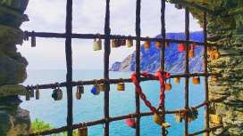 Lovers' Locks, Monterosso.
