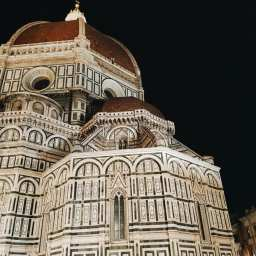 Colours of the Night in Florence