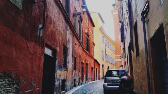 Where alleys wind off into more peeling facades and soulfulness.