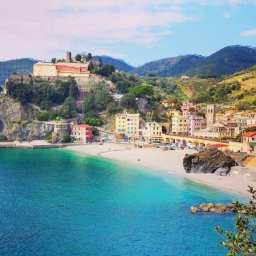 Hiking through the Cinque Terre