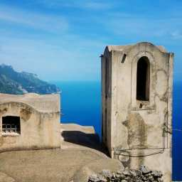 Even a Shed in Ravello Would Do